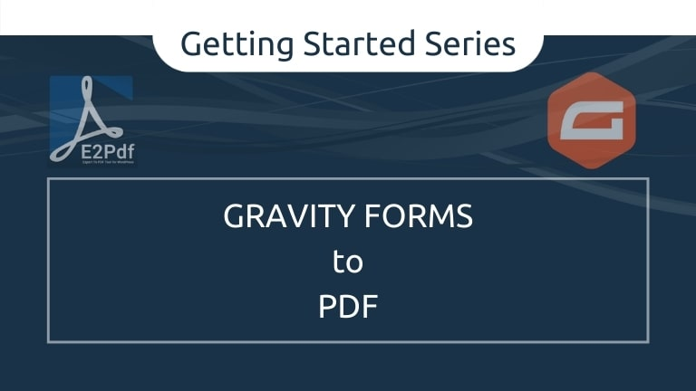 Send Gravity Forms to a PDF Certificate